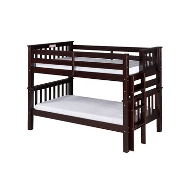 Camaflexi Santa Fe Mission Twin Bunk Bed