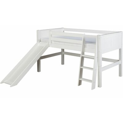Camaflexi Twin Loft Bed Customizable Bedroom Set