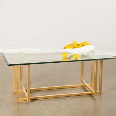 Statements by J Logan Coffee Table