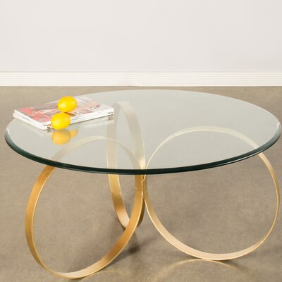 Statements by J Sienna Coffee Table