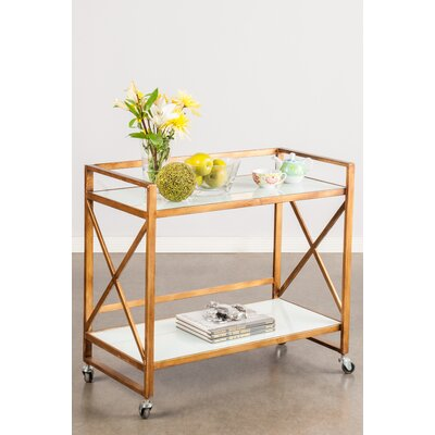 Statements by J Mia Bar Serving Cart