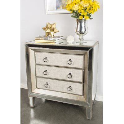 Statements by J Cassidy 3 Drawer Dresser