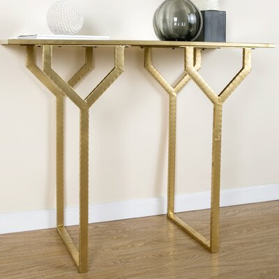 Statements by J Chriselle Console Table