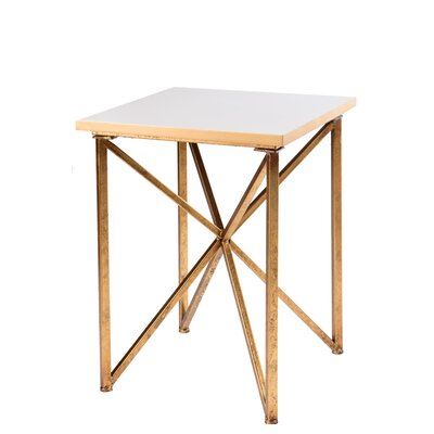 Statements by J Blanc End Table Image