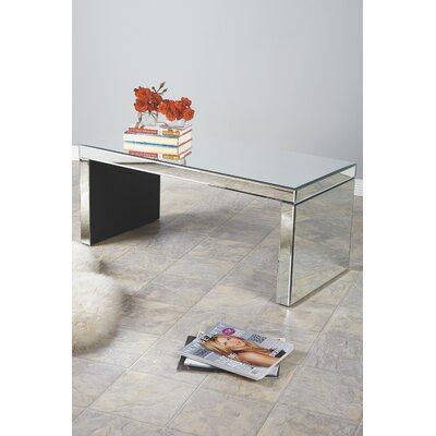 Statements by J Bridget Mirrored Coffee Table Image