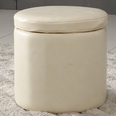 NOYA USA Castillian Storage Ottoman