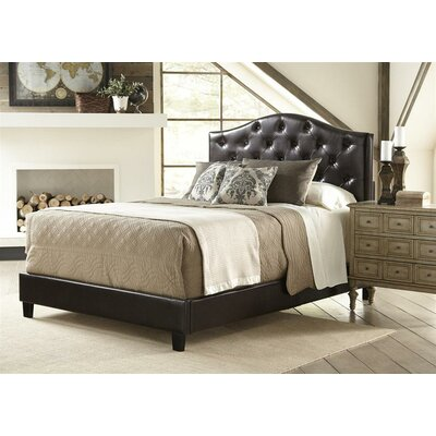 PRI Queen Upholstered Panel Bed