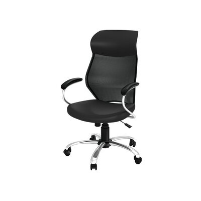 Z-Line Designs High-Back Mesh Executive Chair with Arms