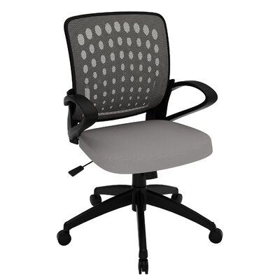 Z-Line Designs Mid-Back Desk Chair with Arms