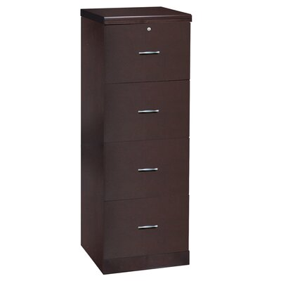 Z-Line Designs 4-Drawer Vertical File