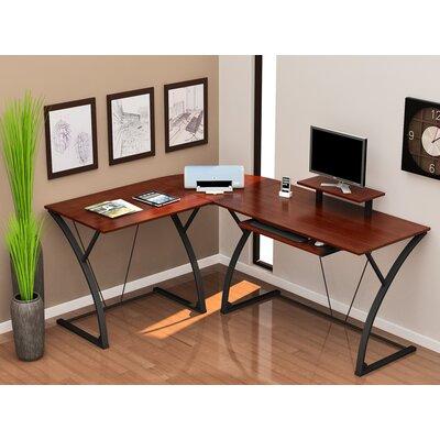 Z-Line Designs Annia L Computer Desk