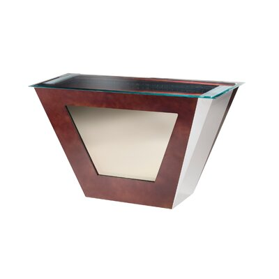 Nova Pyramid Infinity Console Table