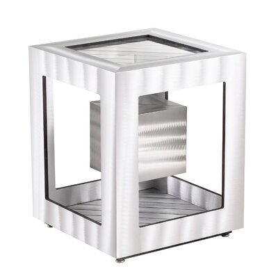 Nova Magic Cube End Table