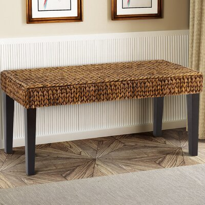Gallerie Decor Bali Breeze Wood Hallway Bench