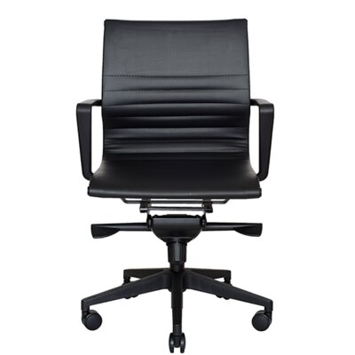 Wobi Office Bradley Low-Back Conference Chair