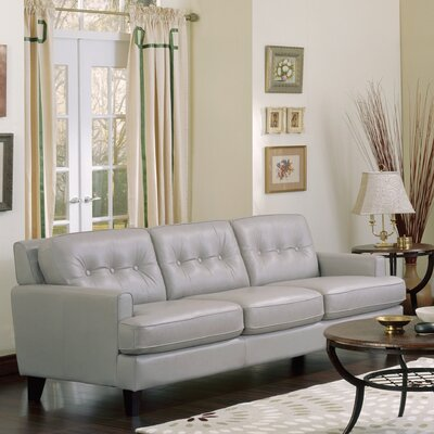 Palliser Furniture Barbara Leather Modular Sofa