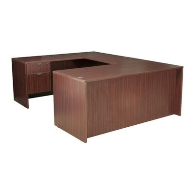 Regency U-Shaped Executive Desk