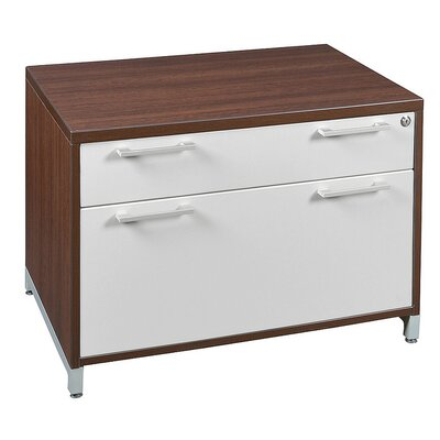 Regency OneDesk  2 Drawer Low Box Lateral File