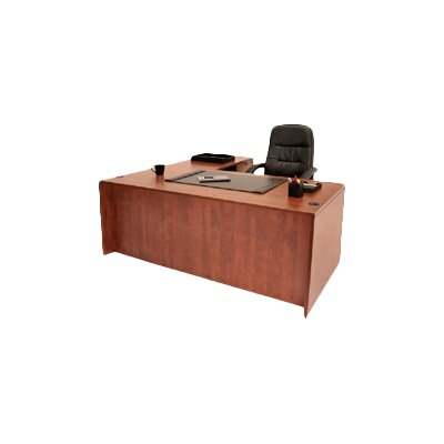 Regency L-Shaped Executive Desk