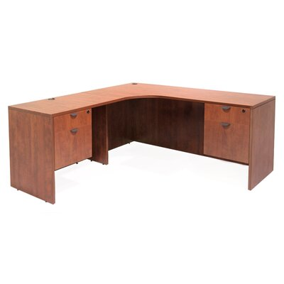 Regency Legacy Executive Desk with Left R..