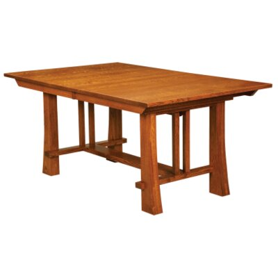 Conrad Grebel Sherman Extendable Dining Table