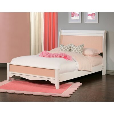 Sandberg Furniture Sabrina Sleigh Bed