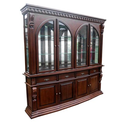 D-Art Collection Sheraton China Cabinet
