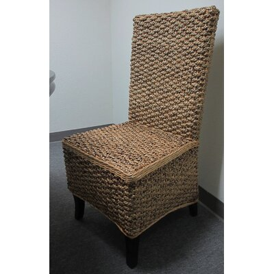D-Art Collection Seagrass Dining Chair