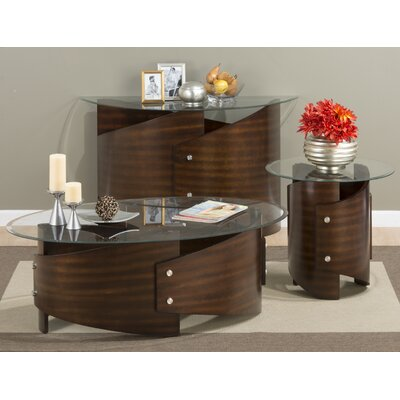 Jofran Waterville Coffee Table Set