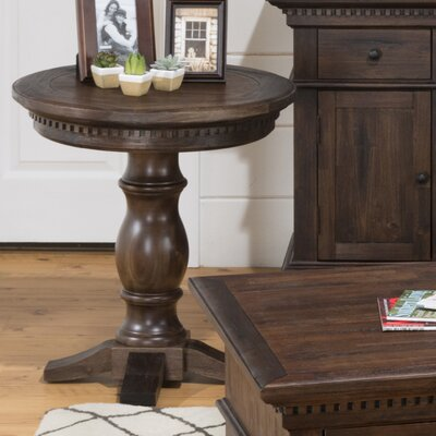 Three Posts Addison Avenue Chairside Table