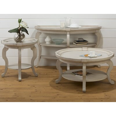 Lark Manor Valeriane Coffee Table Set