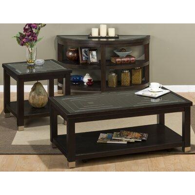 Jofran Warren Rectangle Coffee Table Set