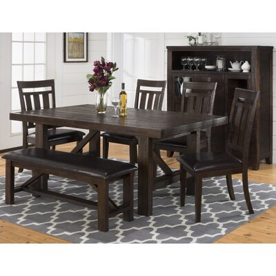 Three Posts Apple Valley 6 Piece Dining Set Image