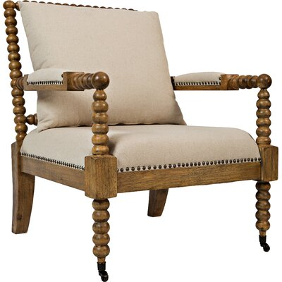 Bungalow Rose Suman Arm Chair