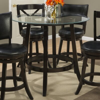 Red Barrel Studio Kingsford Counter Height Dining Table