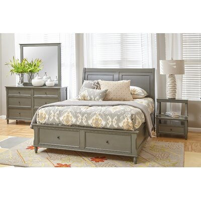 Viv + Rae Hugo Queen Panel Customizable Bedroom Set