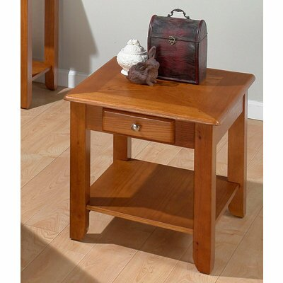 Darby Home Co Burleson End Table