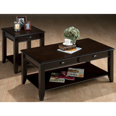 Three Posts Bartley Coffee Table Set