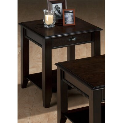 Three Posts Montville End Table