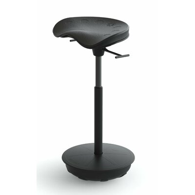 Focal Upright Furniture Height Adjustable Pivot Stand-up Leaning Seat
