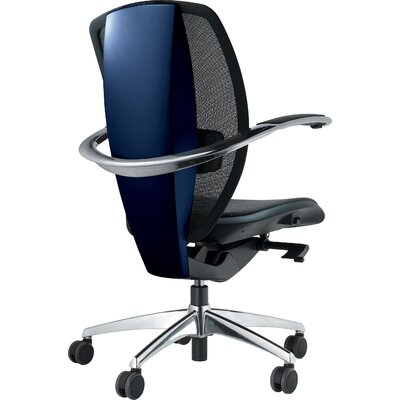 Borgo Xten Mid-Back Mesh Conference Chair