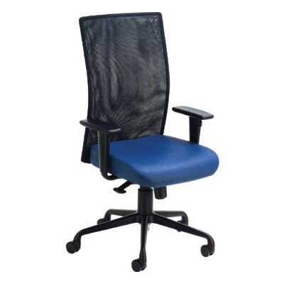 Borgo Rete High-Back Mesh Conference Chair with Arms