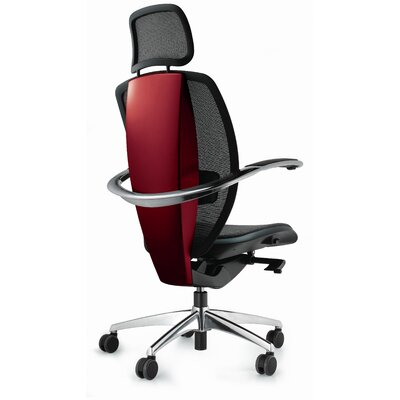 Borgo Xten High-Back Mesh Conference Chair