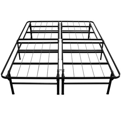 Sleep Revolution Deluxe Box Spring & Bed Frame F..