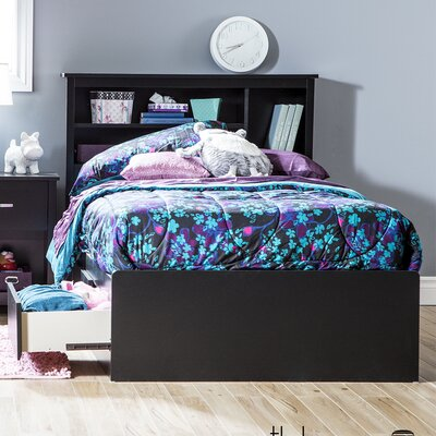 South Shore Fusion Twin Mate's Bed with Storage