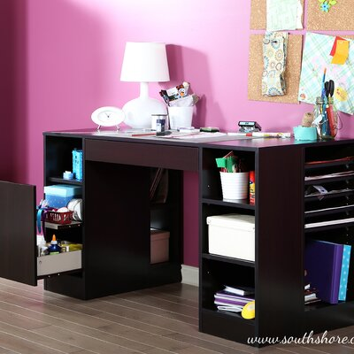 South Shore Crea Writing Desk