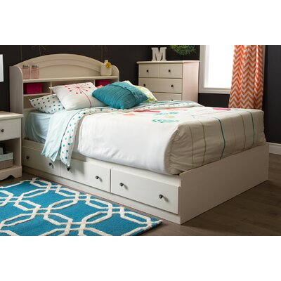 South Shore Country Poetry Platform Customizable Bedroom Set