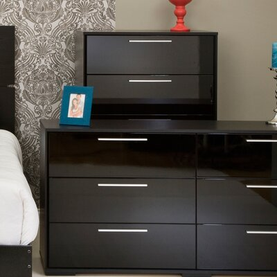 South Shore Mikka 5 Drawer Chest