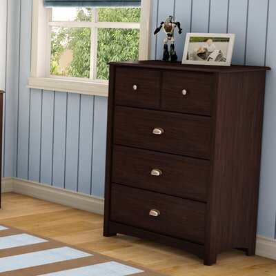 South Shore 4 Drawer Dresser