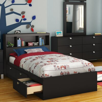 South Shore Spark Mate's Bed Box with Storage